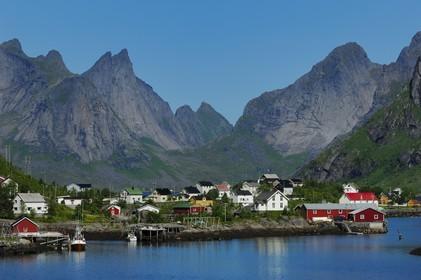 pêche fjord norvège